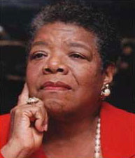 Dr. Maya Angelou's Glory, 1928 - Infinty and Beyond